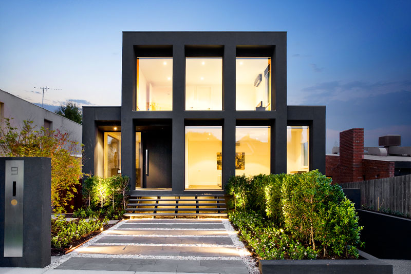 Malvern prm constructions melbourne luxury builders for Modern home designs melbourne
