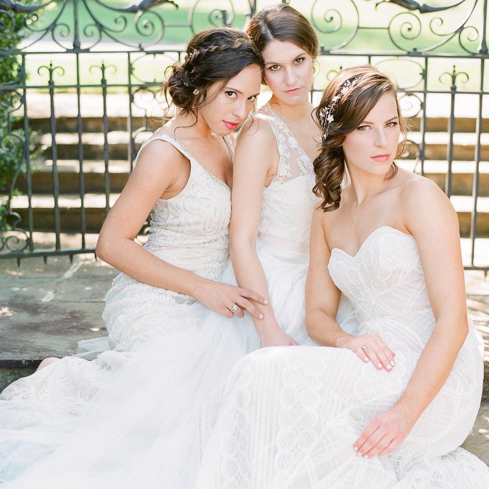 Makeup: Sondra Lewis Beauty for Bridal Artistry DC  Photographer: Jodi and Kurt Photography