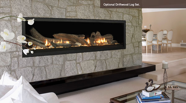 Vermont Castings Aura DV Gas Fireplace