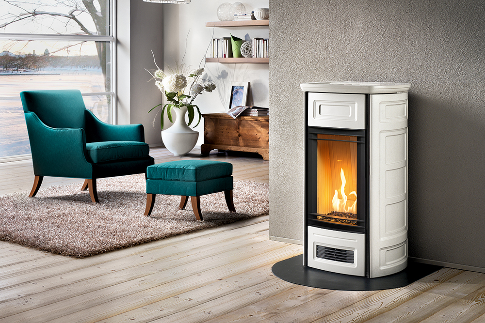 Pacific Energy G958 Mirage Gas Burning Stove