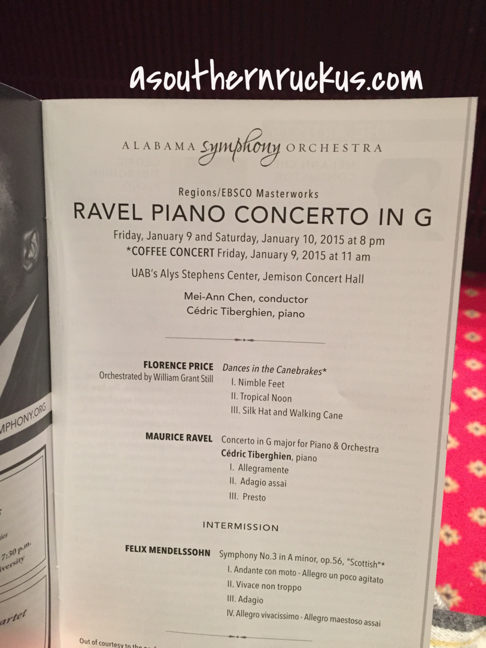 ravel concerto in G