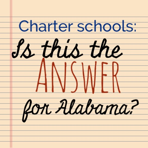 charter schools in Alabama