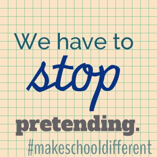 make school different