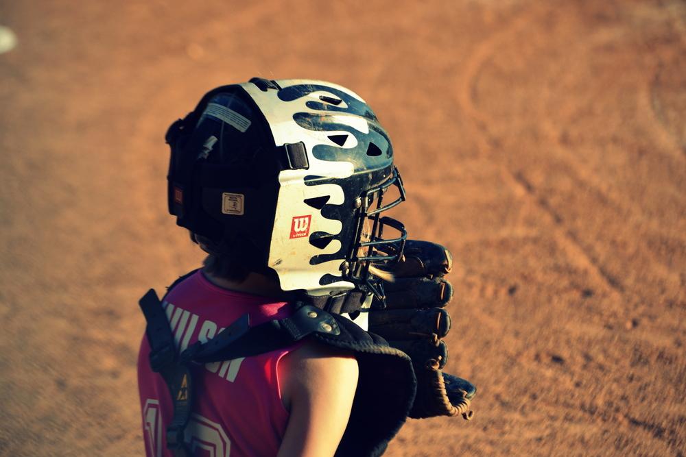 little catcher girl