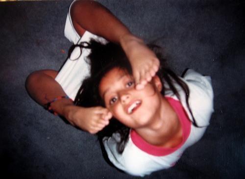 Age 9, killing it.