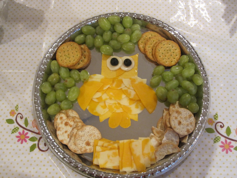 Owl cheese