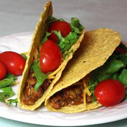 Lentil Tacos - recipe from AllRecipes