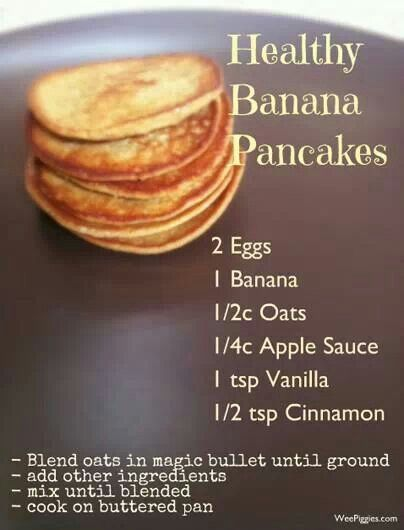 Healthy banana pancakes liz heather as you already know im into making pancakes and this flourless recipe is surprisingly really good definitely try it out all i ask of you is to ccuart Gallery
