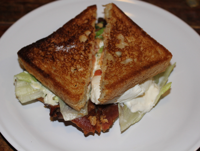 The BBLT at Murray's Cheese Shop