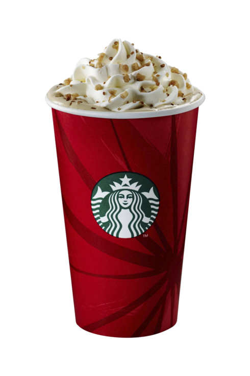 The Chestnut Praline Latte