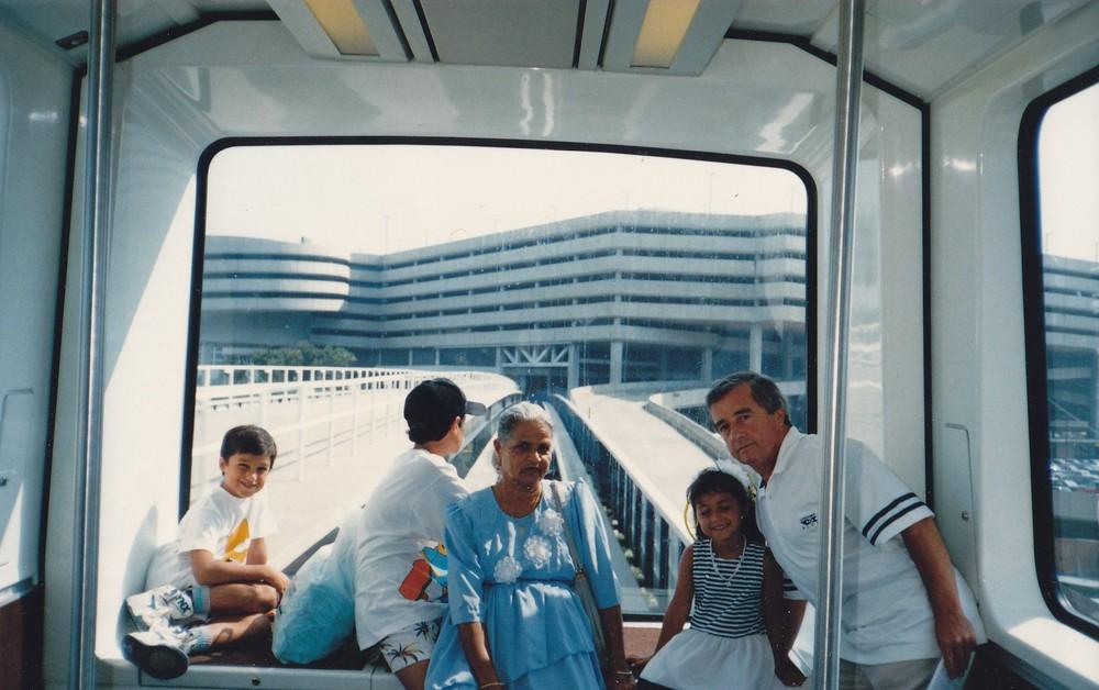 Florida, 1993.