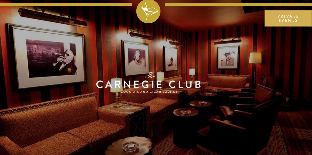 Photo Credit:  The Carnegie Club