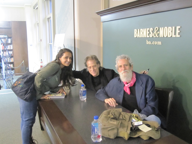Myself, Richard Lewis & Carl Titolo
