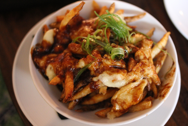 Poutine at Elysian Bar, Seattle