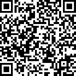 Found above is a QR Code that will direct you to the scholarship application.