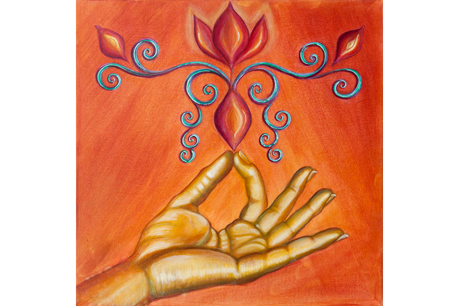 Perfection Mudra - Prints Available