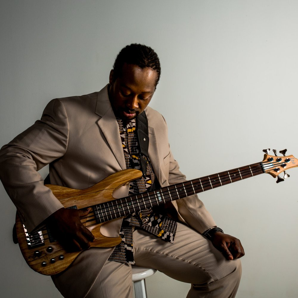 Nii Adjetey Mensah - Multi-instrumentalist | Lead Bass | Beatbox