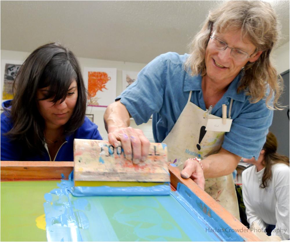 Kent Manske, Printmaker :: www.preneo.org