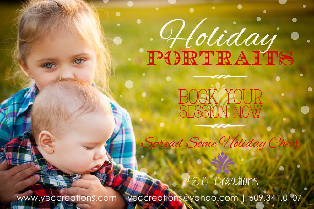 Holiday Family Portraits