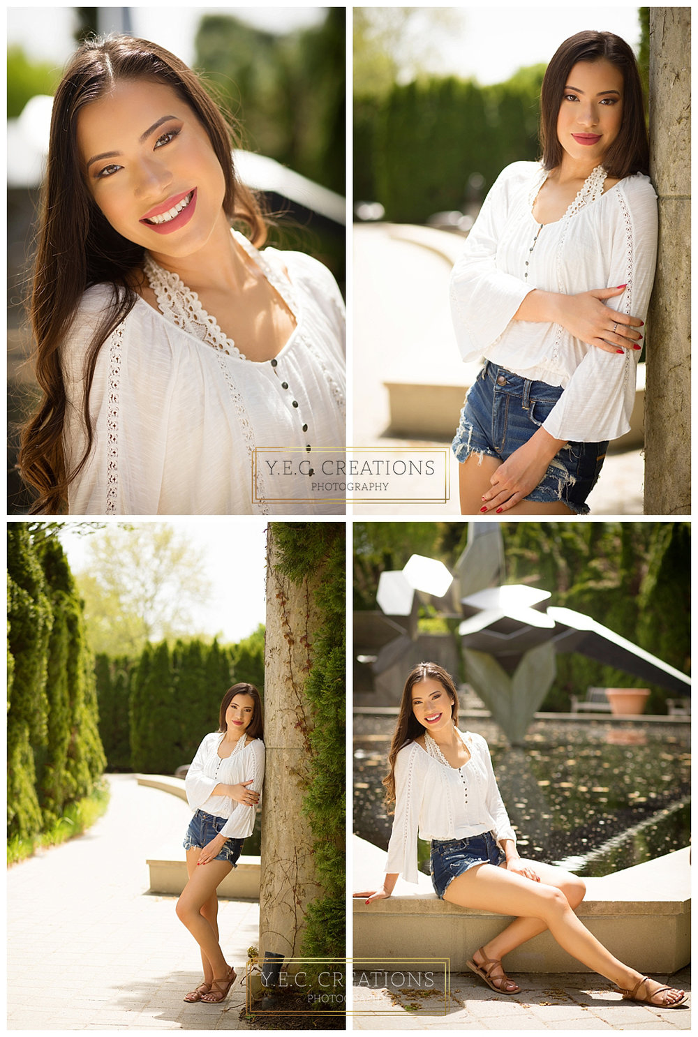 Abby Senior Rep Senior Session 2018