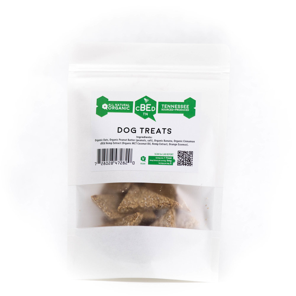 cBEd Dog Treats - $10