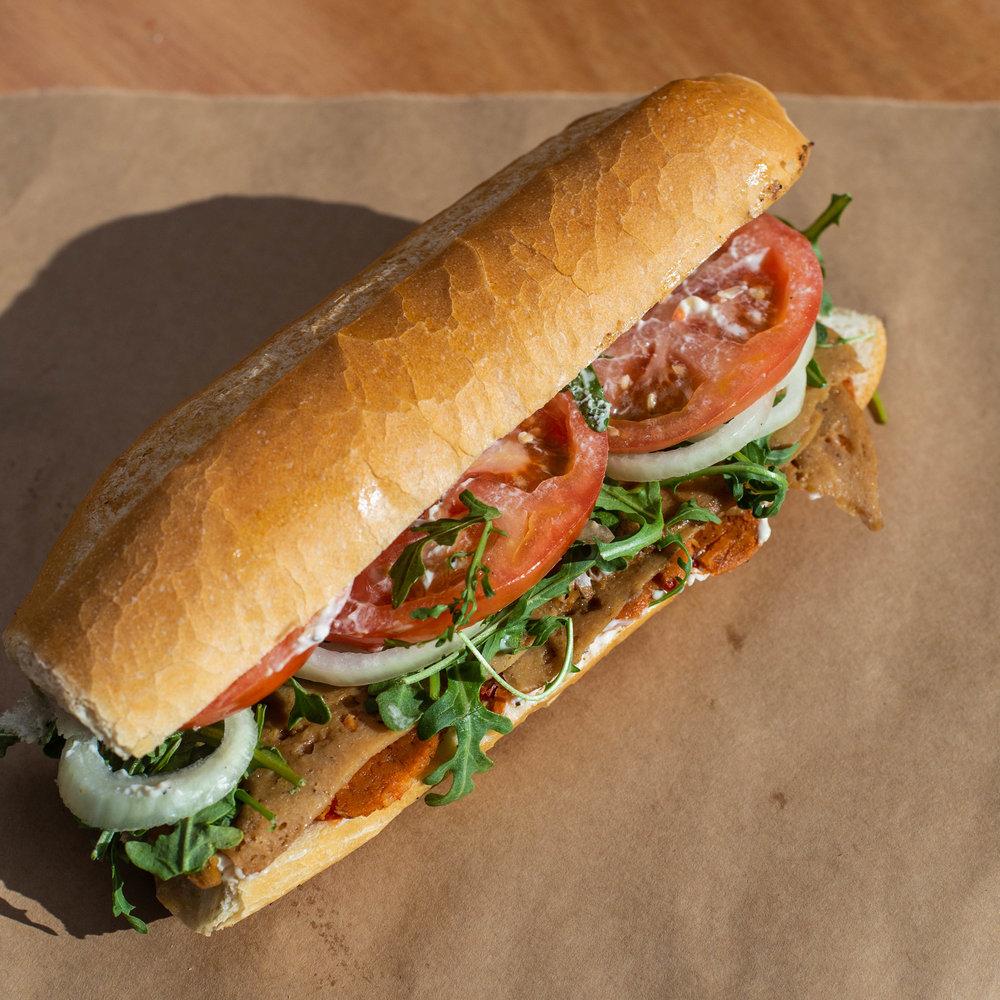 Classic Italian Sandwich
