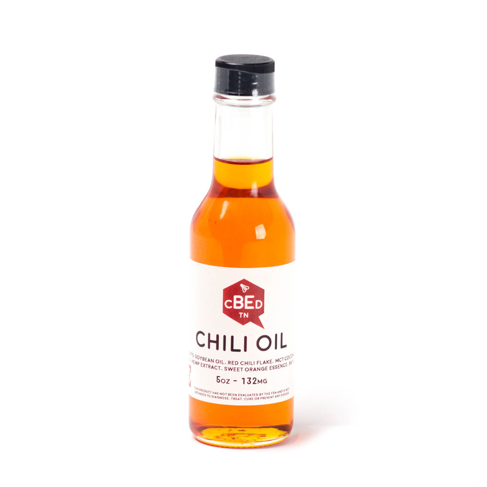 cBEd Chili Oil - $9