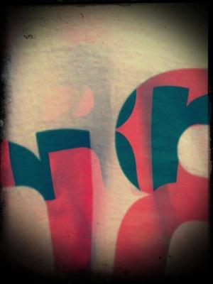 Helvetica tshirts!