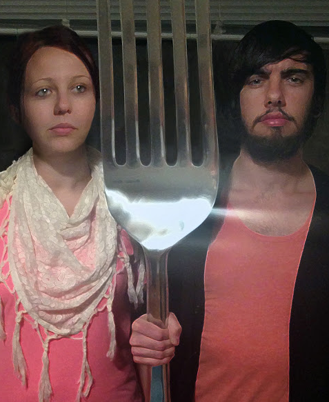 Thanks to Kim and Drew for being good sporks.