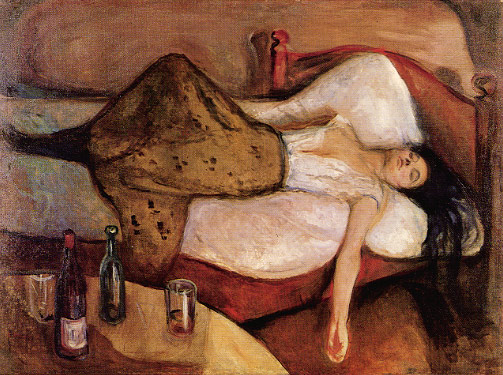 Edvard Munch, The Day After, 1894–5