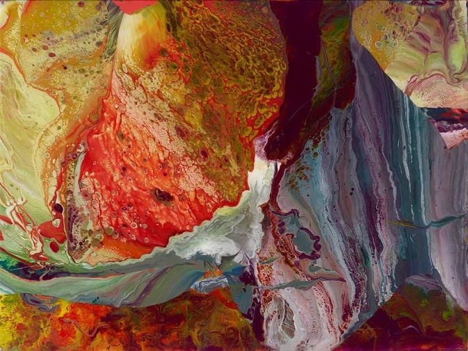 Gerhard Richter,  Ifrit , 2010
