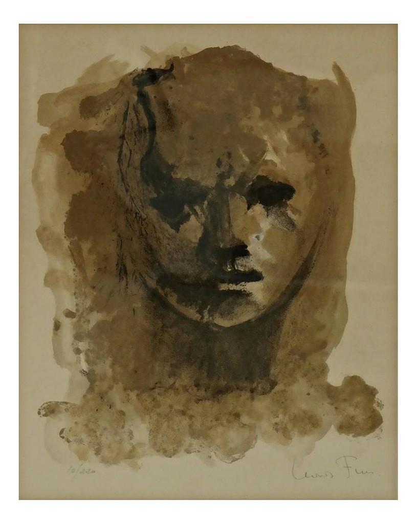 Leonor Fini,  VISAGE ,1970