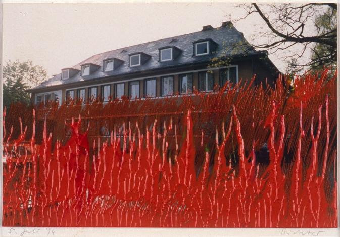 Gerhard Richter,  5. Juli 94 , 1994