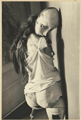 Hans Bellmer,  Untitled  from  La Poupèe  (The Doll), 1936