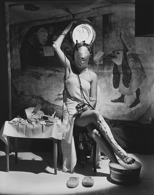 Horst P. Horst,  Electric Beauty , 1939