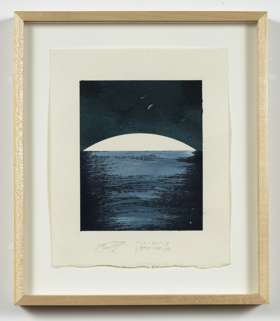 Billy Al Bengston, Wendy's Moon 11, 2013