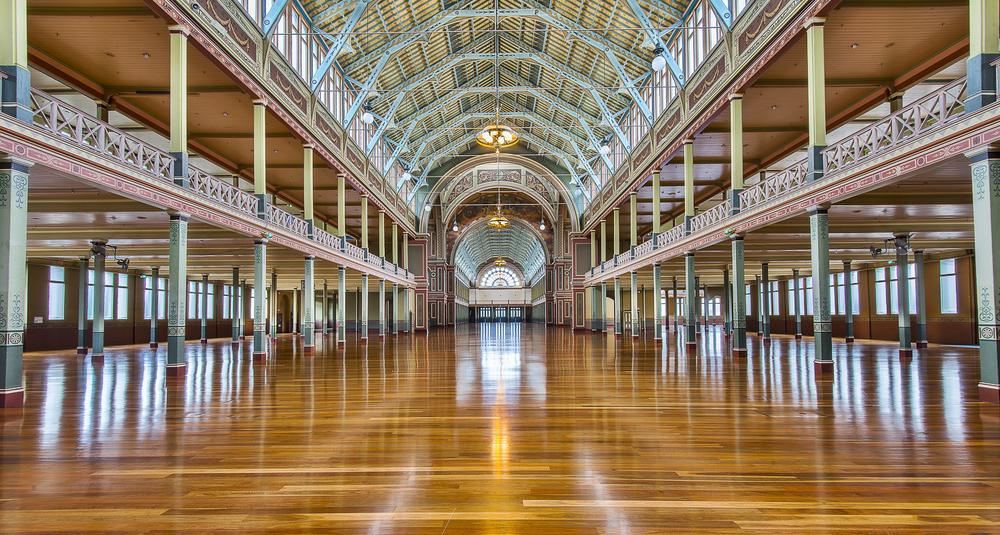 D Exhibition Melbourne : Royal exhibition building — stewart donn photography
