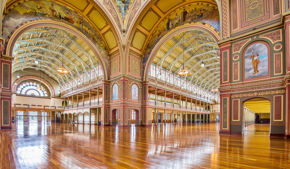 royal exhibition building  u2014 stewart donn photography