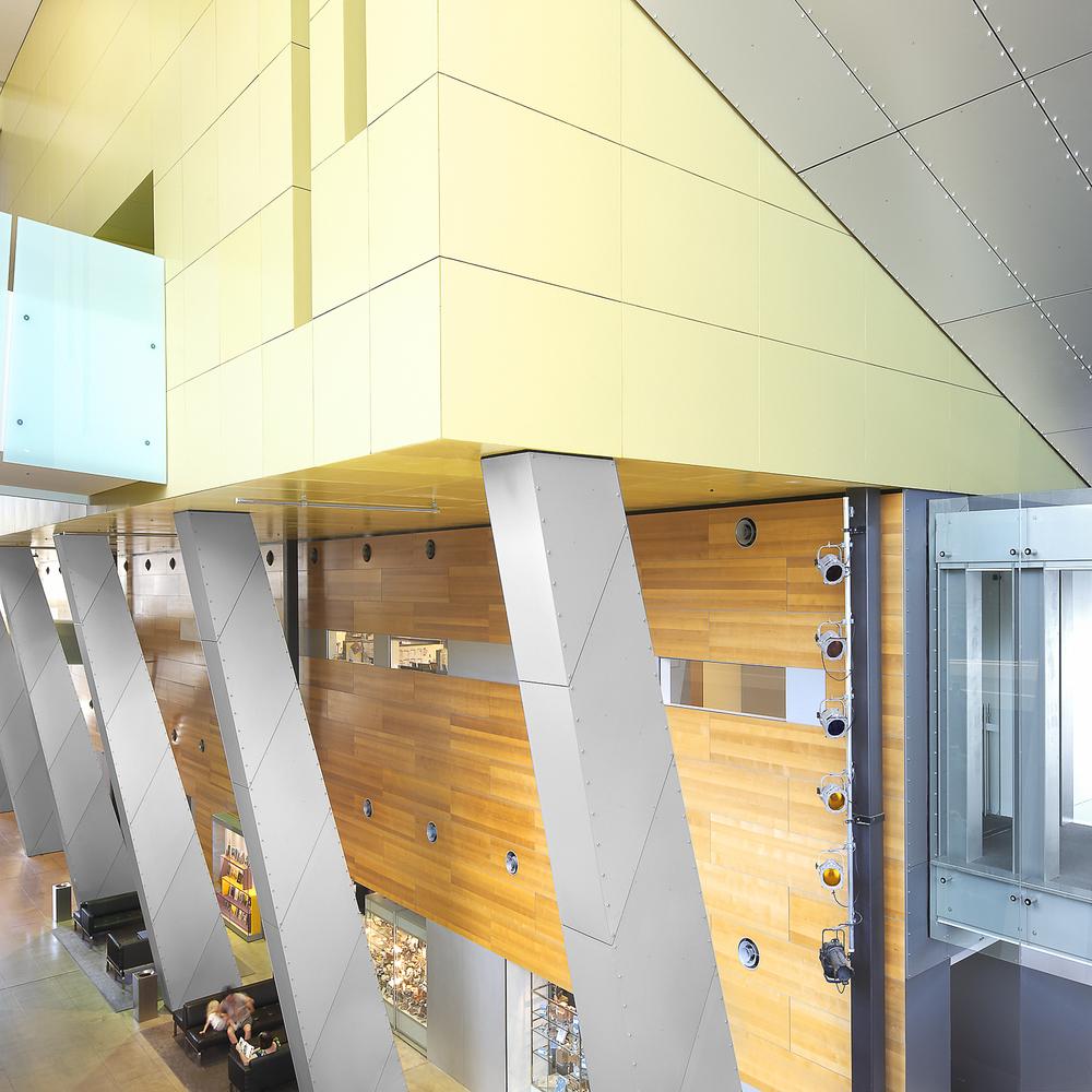 Structure Interior Melbourne Museum