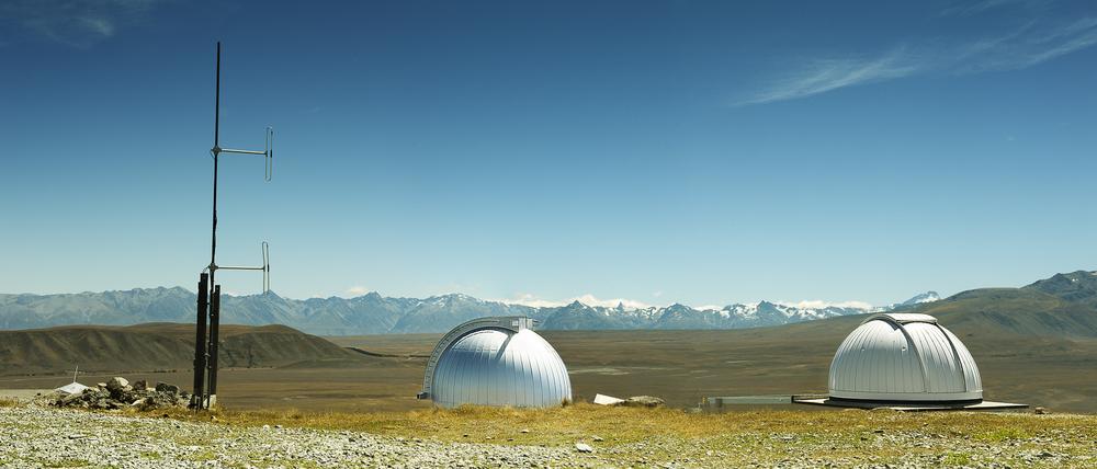 Mount John University Observatory (MJUO), NZ