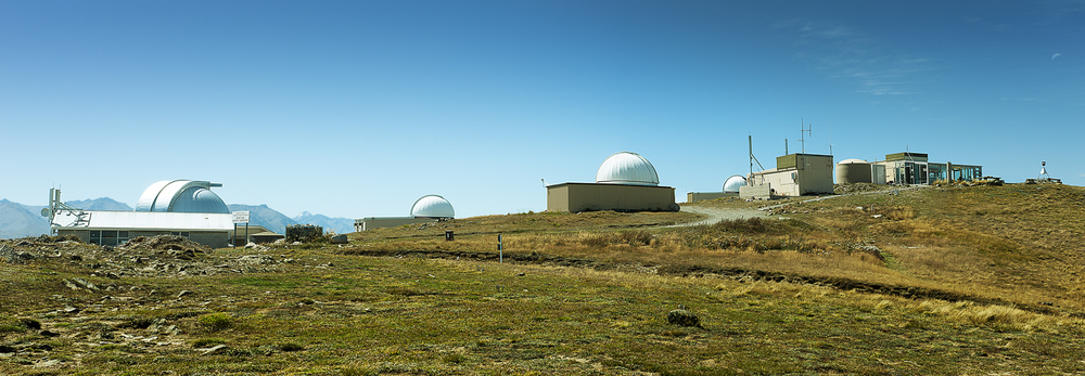 Mount John University Observatory (MJUO), New Zealand