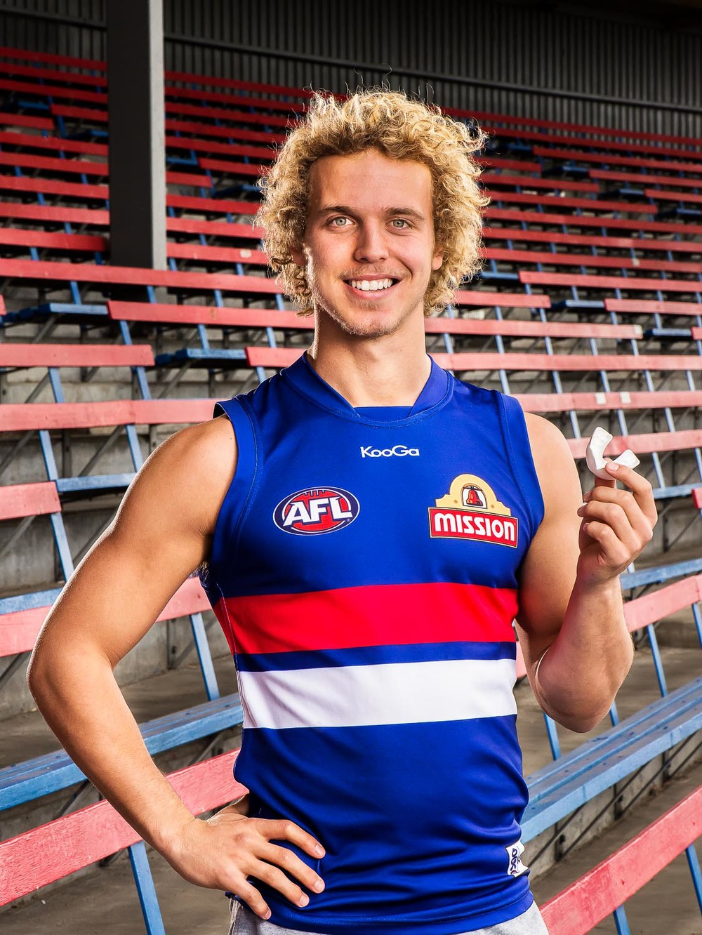 Mitch Wallis, Western Bulldogs
