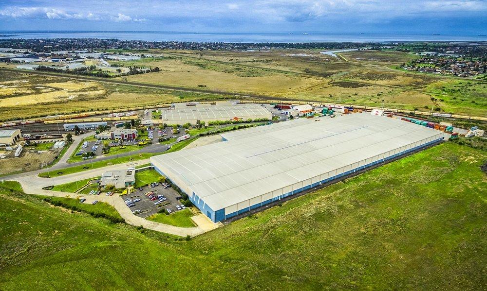 SCT Logistics, Altona, Victoria Australia