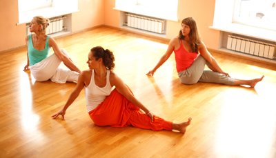 Create a safe clean and inviting environment for your yoga and Pilates classes