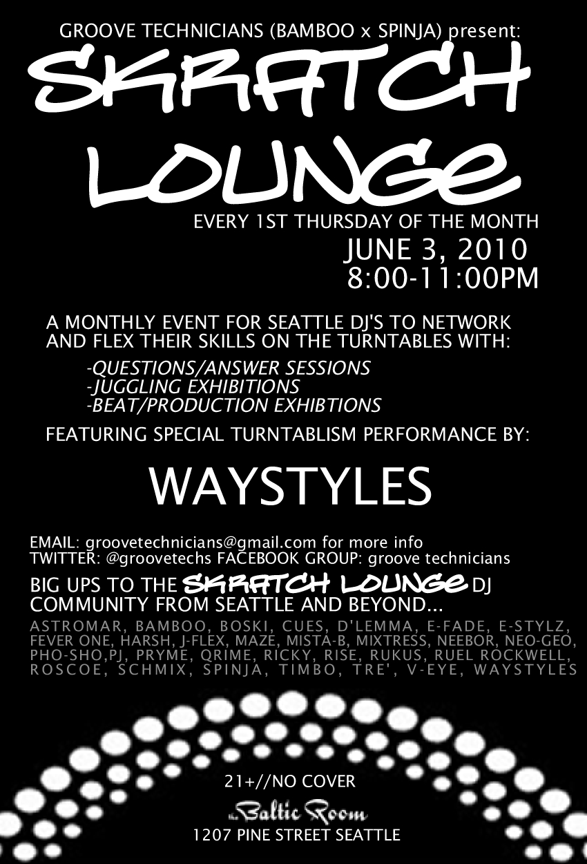 June 2010:  Waystyles