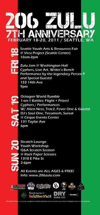 February 2011:  Zulu 206 7-Year Anniversary