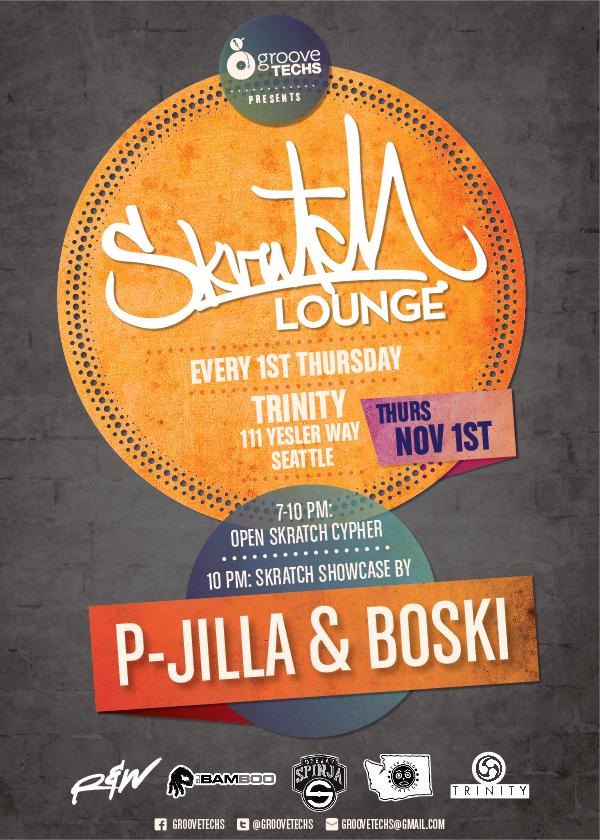 November 2012:  PJilla & Boski