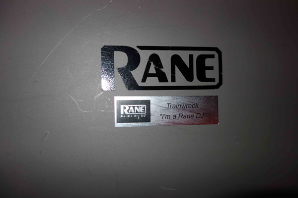 June 2013:  The Beat Molester / Rane 62