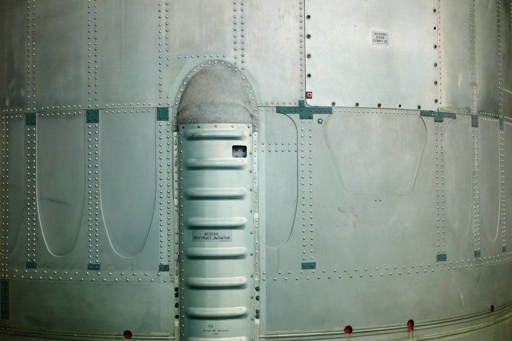 LGM-25C Titan II Inter-Continental Ballistic Missile (#1), 2018.