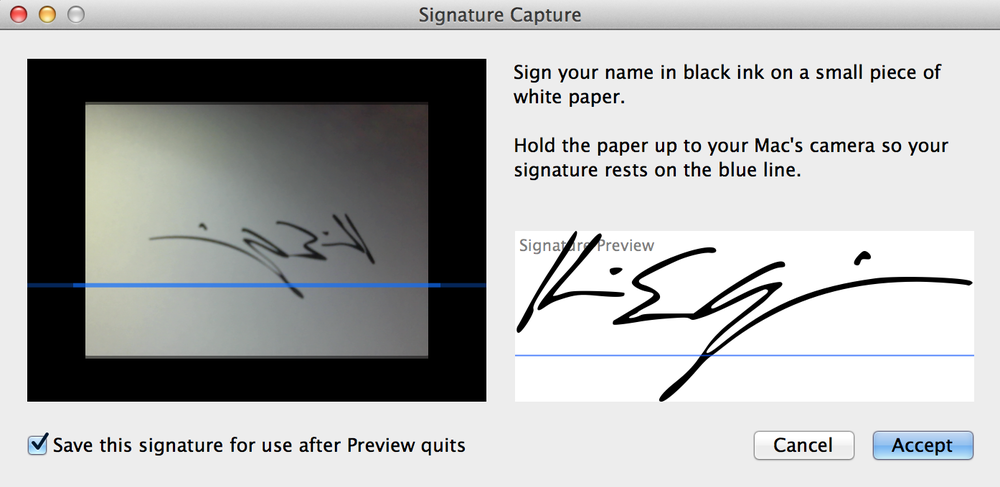 how to add png signature on pdf preview